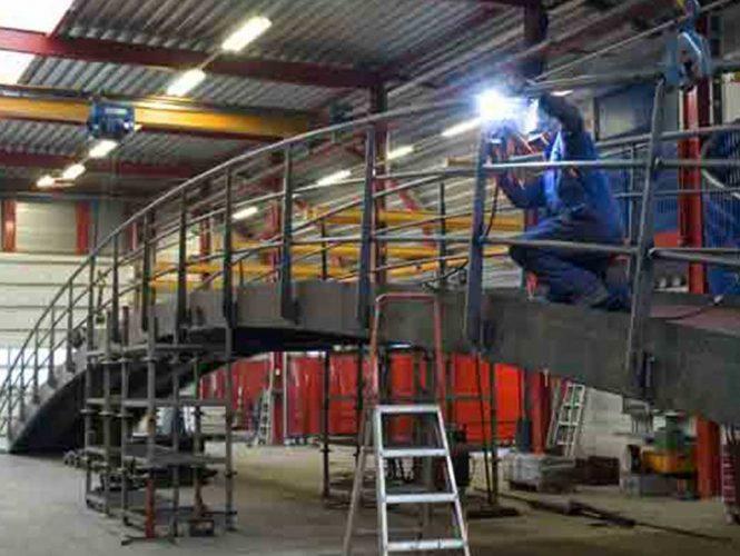 Constructie en productie