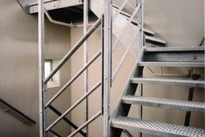 Trappen, leuningen en balustrades