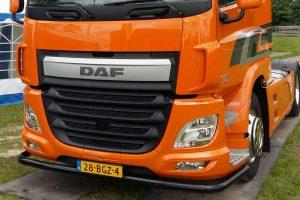 Vrachtauto bumper