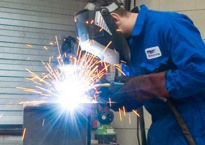 De kunst van werken met staal