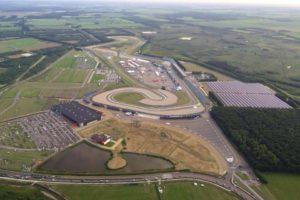 Zonnepark / carports TT in Assen