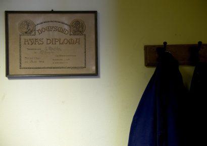 Hoefsmid diploma 1949
