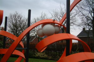 Helix hekwerk in Hoofddorp